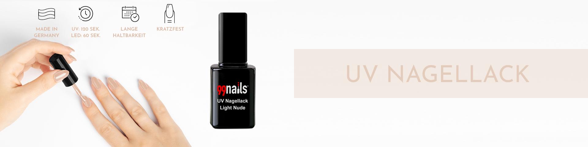 UV Nagellack