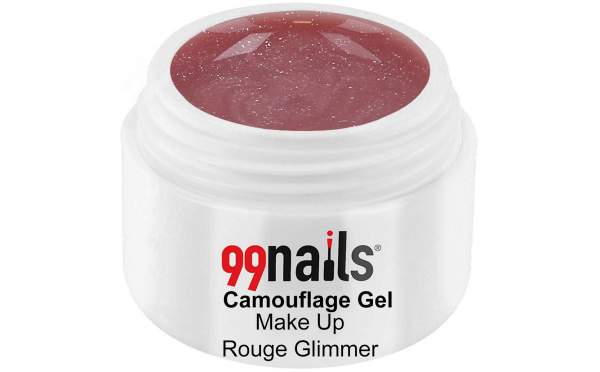 Camouflage Gel – Make Up Rouge Glimmer 15 ml
