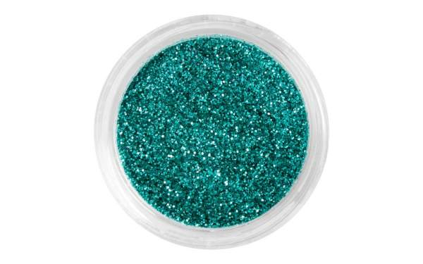 Nailart Glitterpuder Turquoise
