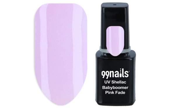 UV Shellac - Babyboomer Pink Fade 12ml