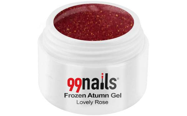 Frozen Autumn Gel - Lovely Rose 5ml