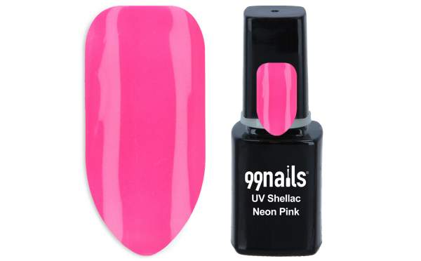 UV Shellac - Neon Pink 12ml