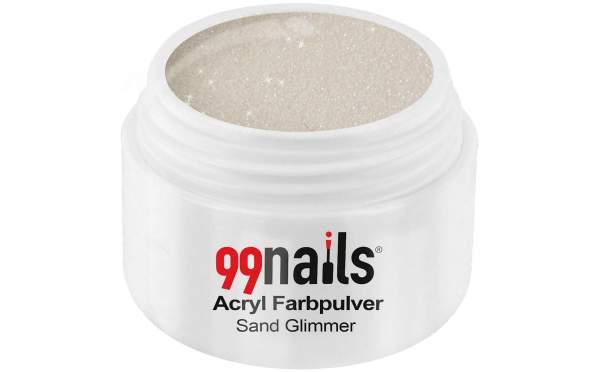 Acryl Farbpulver - Sand Glimmer 7g