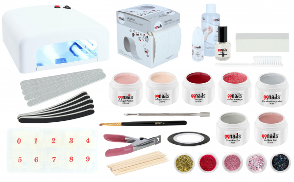 Gel Starter Set - UV Deluxe