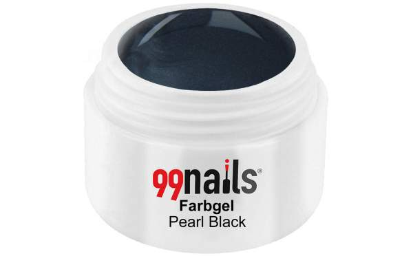 Farbgel - Pearl Black 5ml