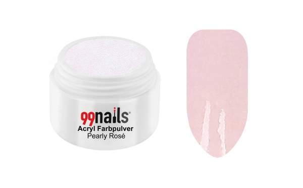 Acryl Farbpulver - Pearly Rosé 7g