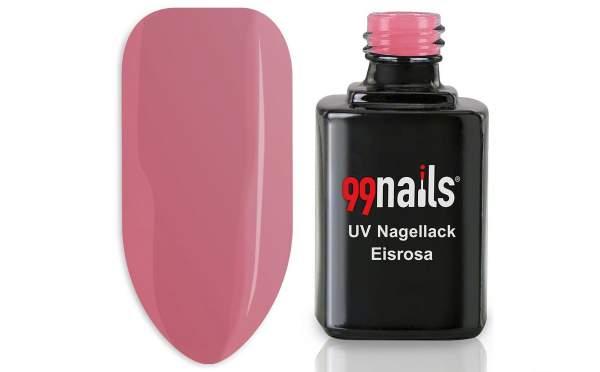 UV Nagellack - Eisrosa 12ml