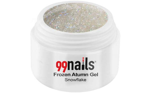 Frozen Autumn Gel - Snowflake 5ml