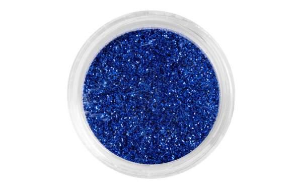 Nailart Glitterpuder Dark Blue