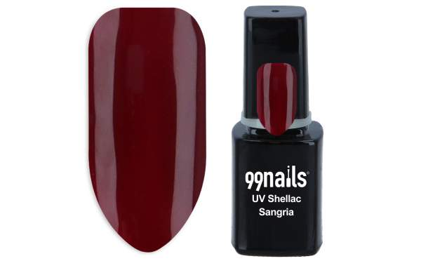 UV Shellac - Sangria 12ml