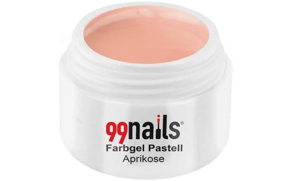 Farbgel Pastell - Aprikose 5ml