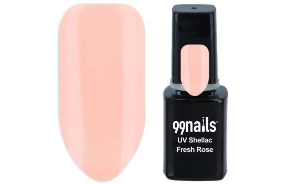 UV Shellac - Fresh Rose 12ml