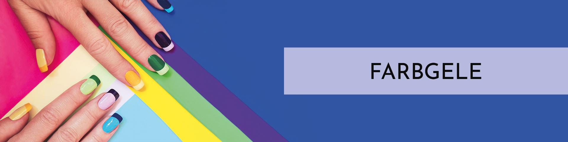 UV Farbgele