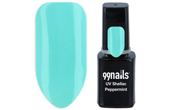 UV Shellac - Peppermint 12ml