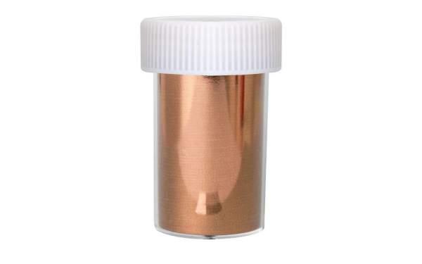 Transfer Nagelfolie Copper