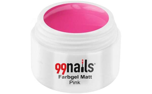 Farbgel Matt - Pink 5ml