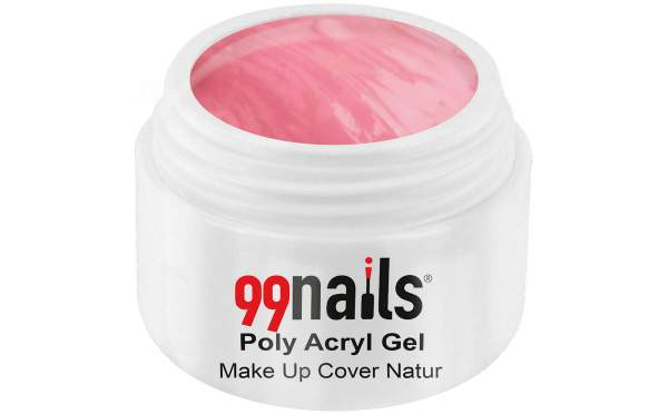 Poly Acryl Gel - Make Up Cover Natur 15ml