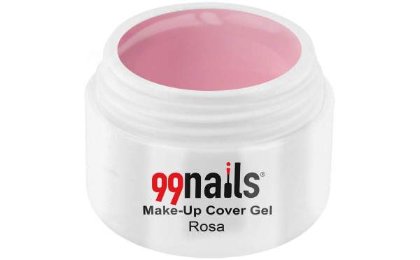 Make-Up Cover Gel - Rosa 15ml