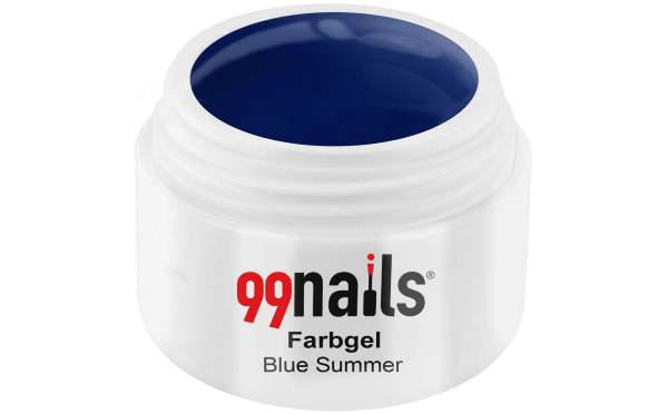 Farbgel - Blue Summer 5ml