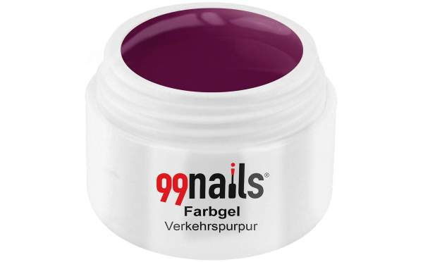 Farbgel - Verkehrspurpur 5ml