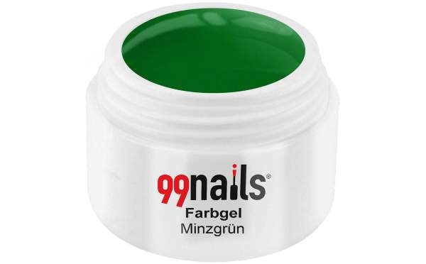 Farbgel - Minzgrün 5ml