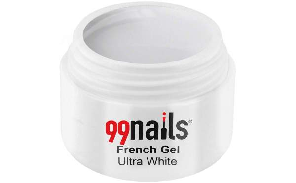 French Gel - Ultra White 5ml