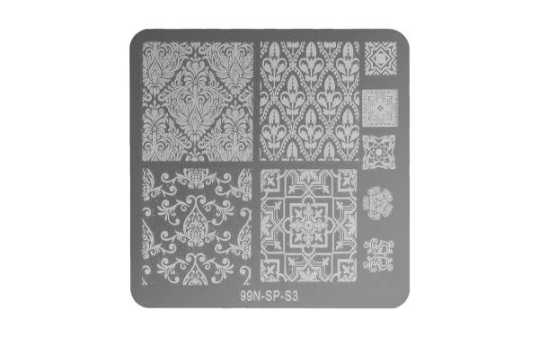 Stamping Plate Square - Connect