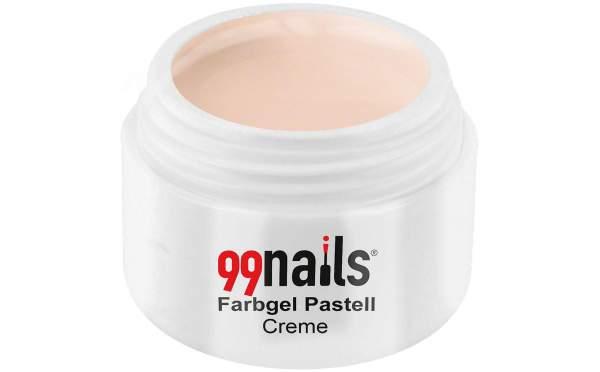 Farbgel Pastell - Creme 5ml