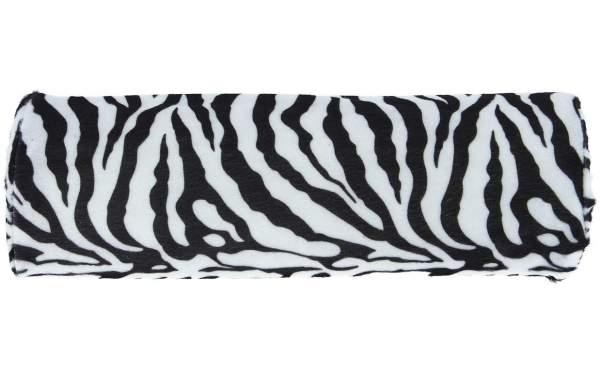 Handauflage Frottee Zebra Design