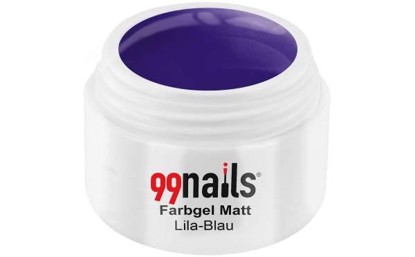 Farbgel Matt - Lila-Blau 5ml