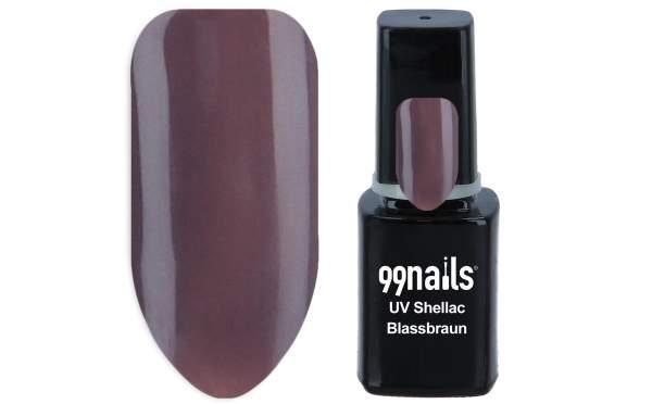 UV Shellac - Blassbraun 12ml
