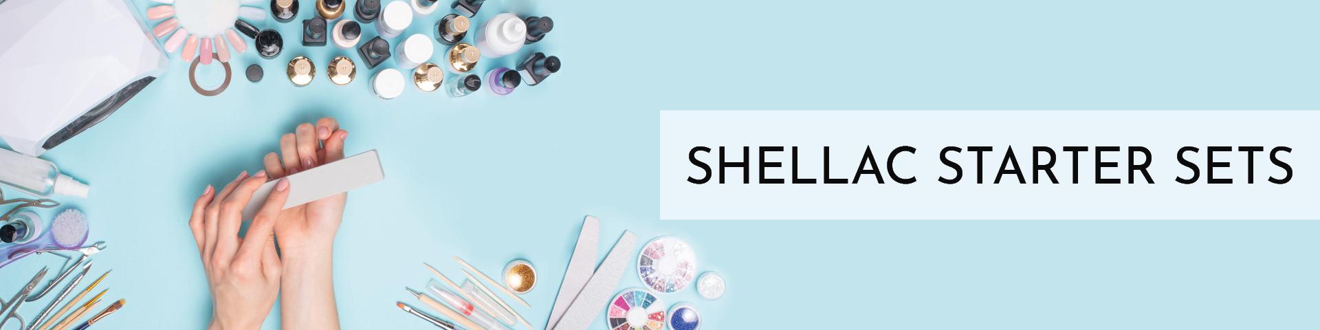 Shellac Starter Sets