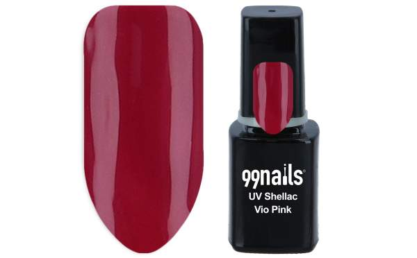 UV Shellac - Vio Pink 12ml