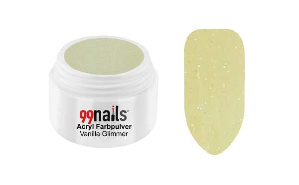 Acryl Farbpulver - Vanilla Glimmer 7g