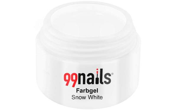 Farbgel - Snow White 5ml
