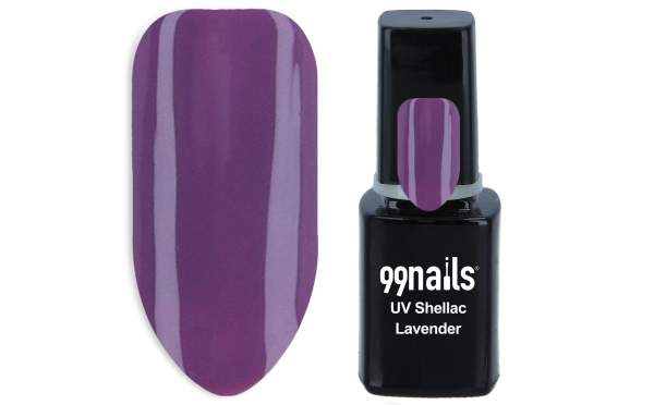 UV Shellac - Lavender 12ml