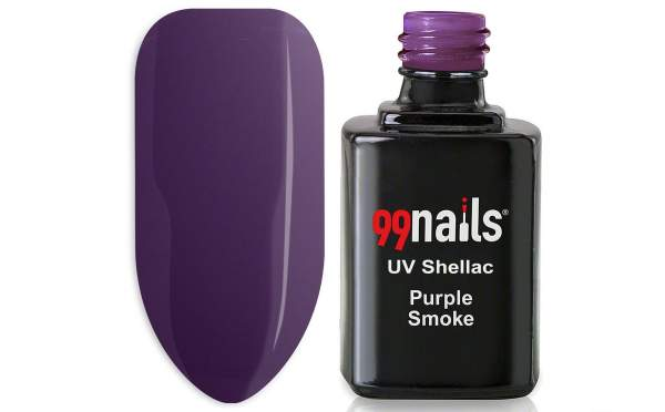 UV Shellac - Purple Smoke 12ml