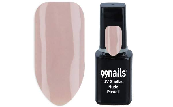 UV Shellac - Nude Pastell 12ml