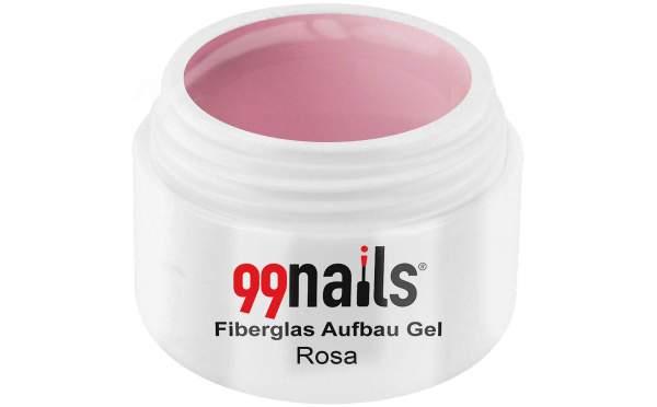 Fiberglas Aufbau Gel - Rosa 5ml