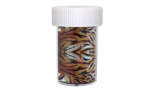 Transfer Nagelfolie Tiger