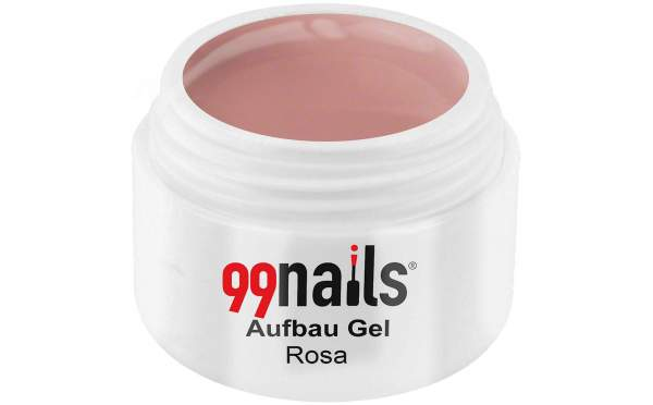 Aufbau Gel - Rosa 5ml