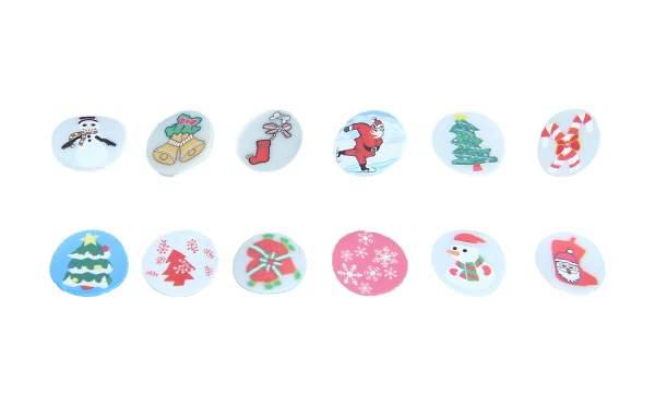Christmas Fimo Set
