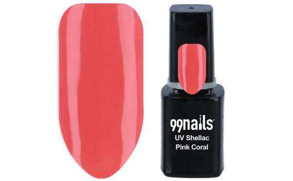 UV Shellac - Pink Coral 12ml