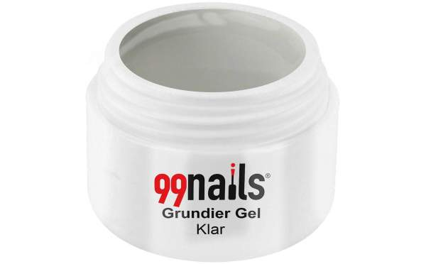 Grundier Gel - Klar 15ml