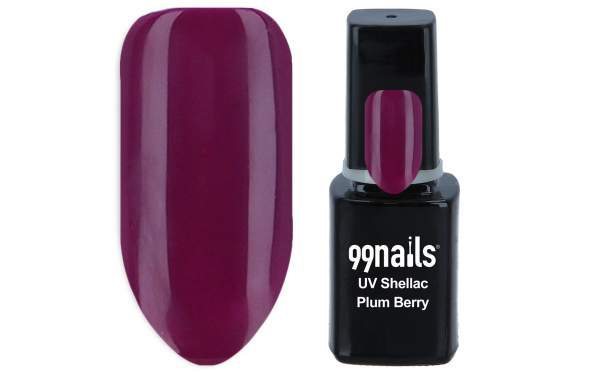 UV Shellac - Plum Berry 12ml