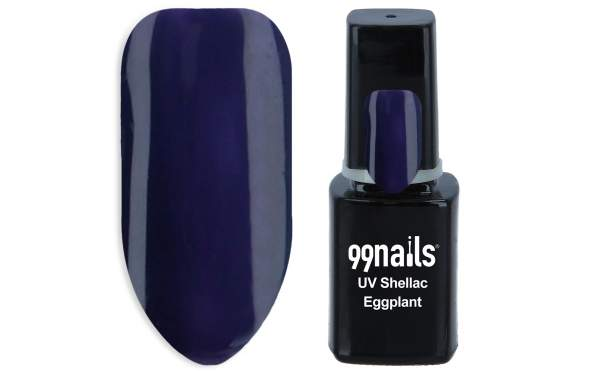 UV Shellac - Eggplant 12ml