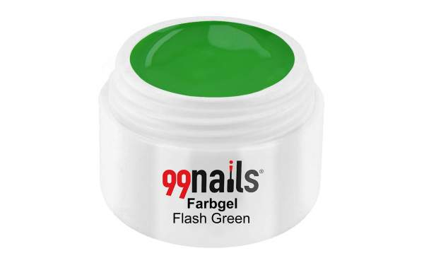Farbgel - Green Flash 5ml