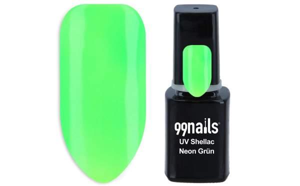 UV Shellac - Neon Grün 12ml