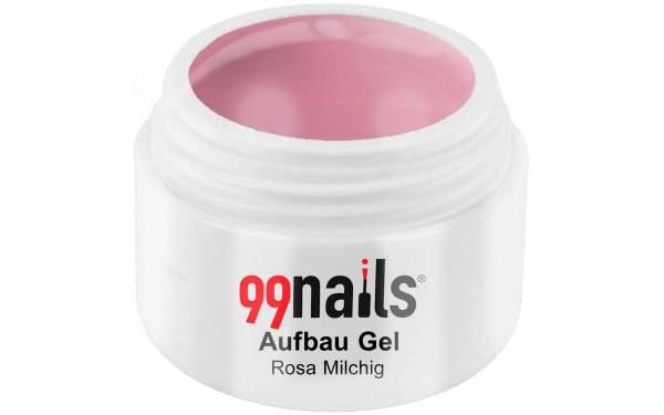 Aufbau Gel - Rosa Milchig 15ml