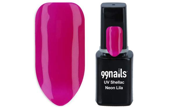 UV Shellac - Neon Lila 12ml